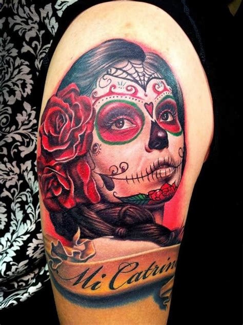 mexican skull tattoo designs 50 best mexican designs meanings 2018