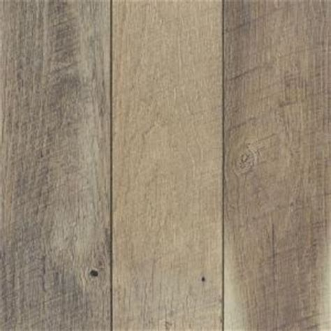 home decorators collection cross sawn oak gray  mm thick