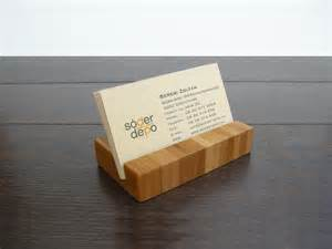 business card stand business card holder wood business card holder oak wood