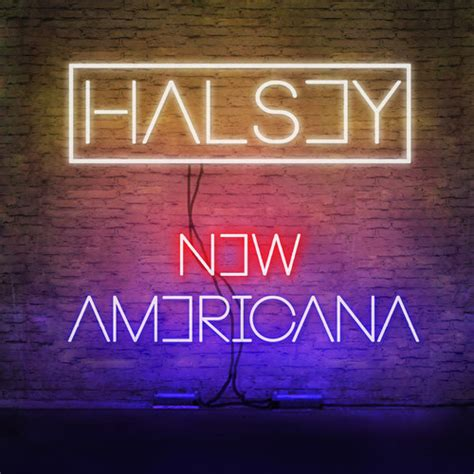 halsey new americana official lyrics halsey new americana the record stache