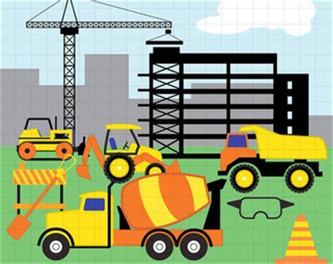 clipart site building clip etsy ca
