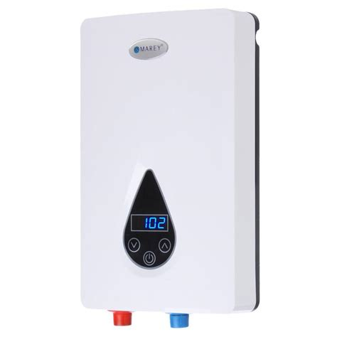 Shop MAREY ECO 220 Volt 11 kW 3 GPM Tankless Electric