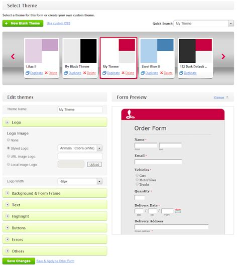 sahifa theme contact form learn how to create form themes and designs 123contactform