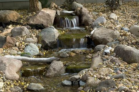backyard ponds with waterfall waterfall designs for your backyard ultimate home ideas