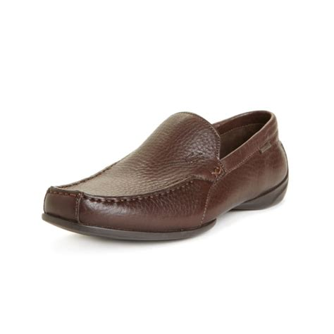loafers macy s lyst lacoste argon 2 loafers a macys exclusive in