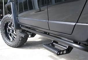 Truck Accessories Rock On N Fab Truck Side Steps N Fab Truck Nerf Bars