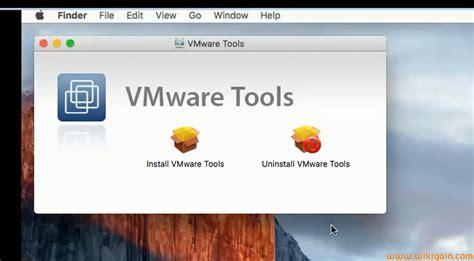 Pdf Install Os X El Capitan Vmware how to install vmware tools on mac os x el capitan