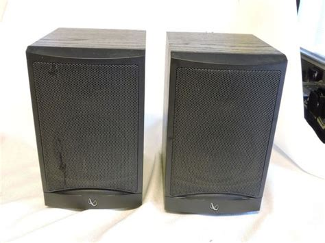 infinity reference 2000 1 bookshelf speakers 100w 8ohms