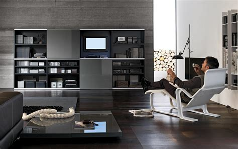 banzato arredamenti living rooms with stunning tv solutions