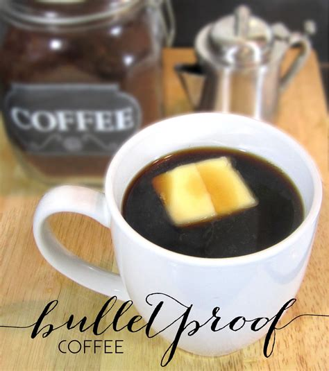 365 Designs: Bulletproof Coffee with Imported Butter