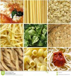House Design Plans In Nepal italian food collage royalty free stock images image