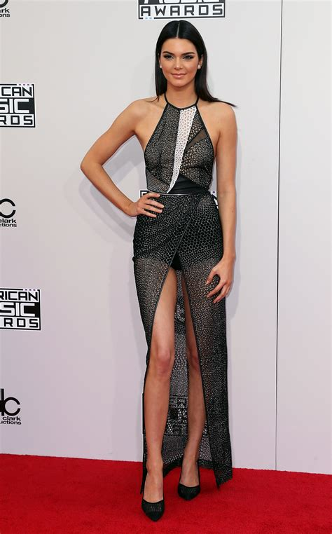 a lo kendall jenner lo m 225 s hot de los american music awards 2014