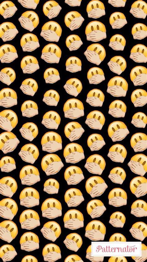 wallpaper iphone rare wallpaper overlays iphone emoji rare image 4318099 by