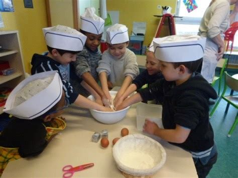 cuisine en maternelle atelier cuisine en maternelle ecole priv 233 e sainte jeanne