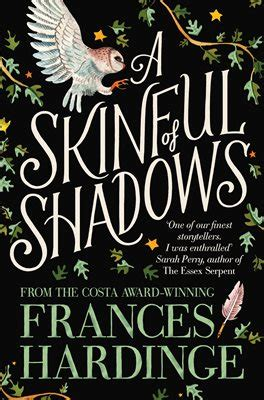 a skinful of shadows the lie tree by frances hardinge