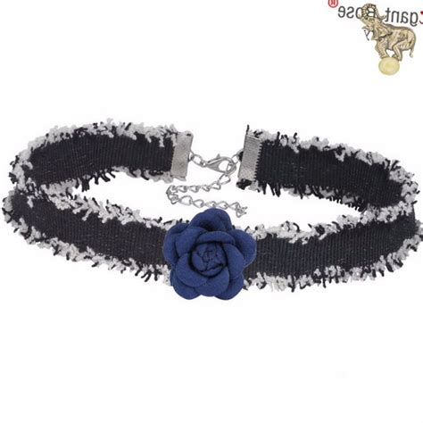 tattoo chokers with charms christmas gift help for low