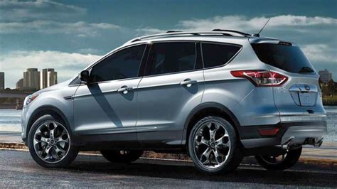 ford eacape 2018 2018 ford escape specs revealed newscar2017