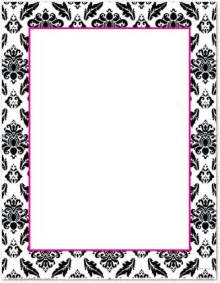 23 black and white wedding invitations templates blank