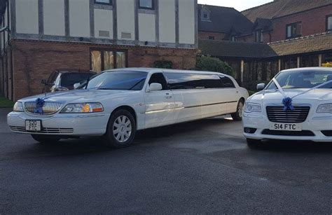 local limo hire lincoln stretched limo white worcester limo hire