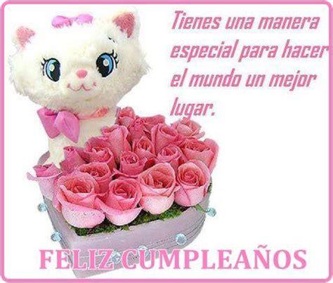 imagenes bonitas de cumpleaños con flores postales de feliz cumplea 241 os ツ tarjetas de feliz