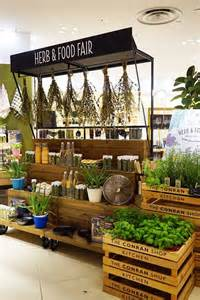 Herb Store 427 Best Images About Pop Up Shop Merchandising Displays