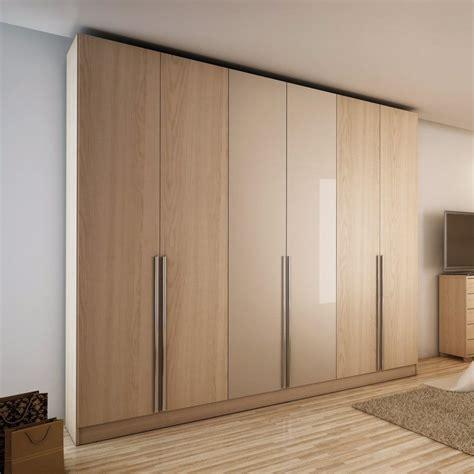 furniture bedroom modern cream veneered particleboard es