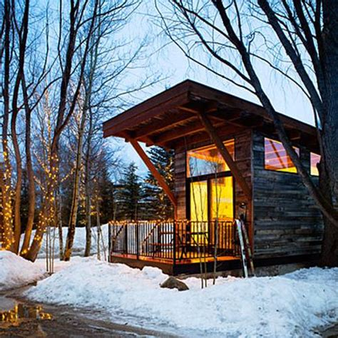Best Winter Cabin Vacations by 22 Beautiful Wood Cabins And Small House Designs For Diy