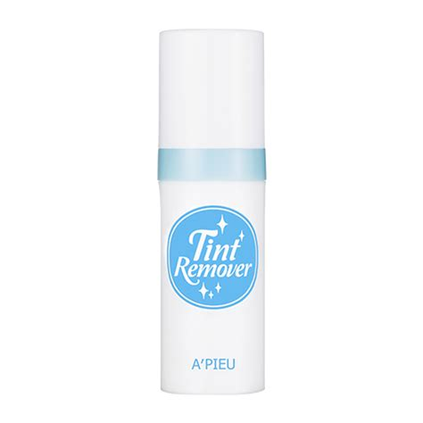 Apieu The Tint apieu tint remover apieu point makeup cleansing
