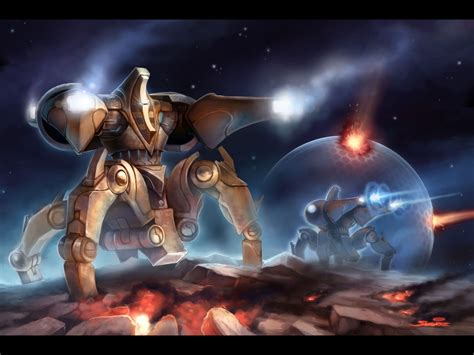 30 Cool StarCraft 2 Wallpaper And Background   The Design Work