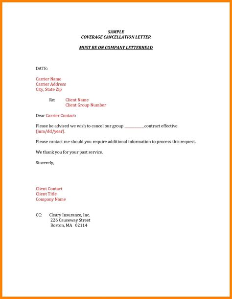 insurance renewal cancellation letter page renewal notice sle renewal insurance policy letter