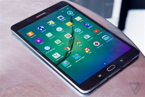 Tablet Samsung New samsung s tablet the galaxy tab s2 is all about