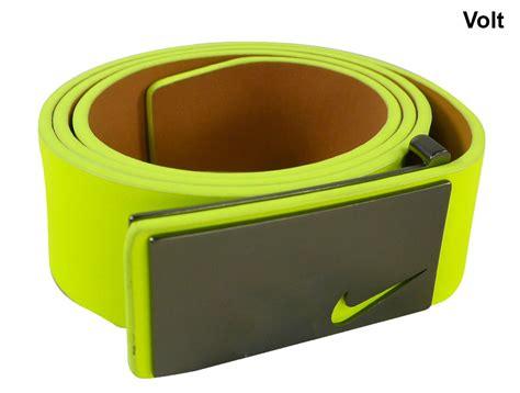 Nike Golf Gift Card - nike 2015 sleek modern plaque belt by nike golf golf belts