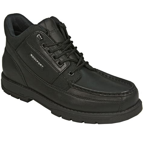 mens boots rockport mens rockport marangue xcs hiker boots in various colours