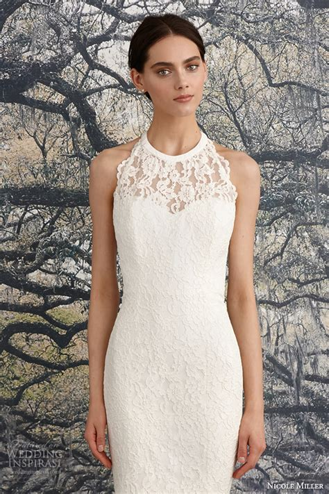 Miller Gets Dressed With Closed by Miller Bridal 2016 Wedding Dresses Wedding