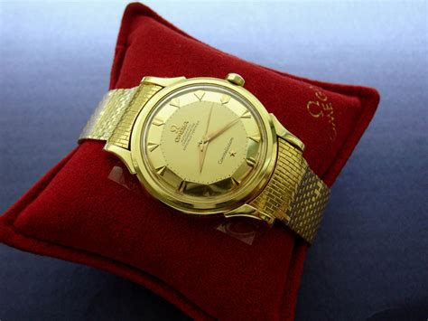 My Omega 18k Constellation Pie Pan Deluxe, Calibre 505, Ref 2852   Omega Forums