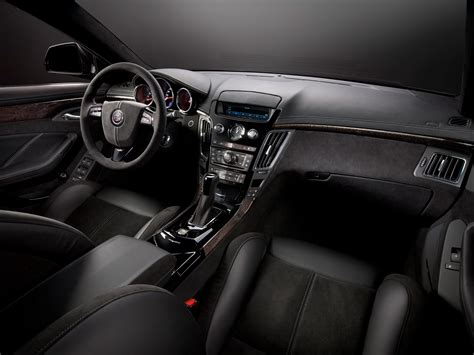 Ctsv Interior by 2012 Cadillac Cts V Price Photos Reviews Features