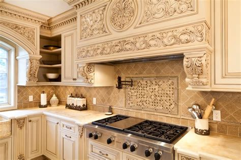 ornate kitchen cabinets astounding ornate kitchen traditional kitchen other