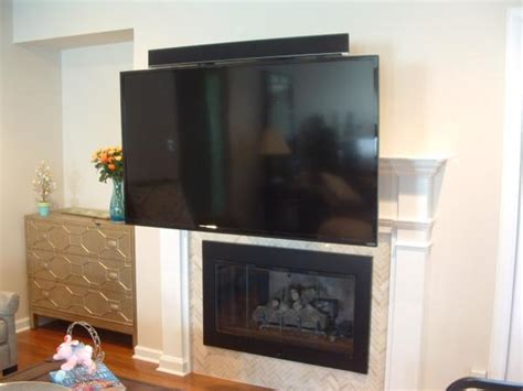 Protect Tv From Fireplace Heat by Tv Fireplace With Metal Studs Doityourself