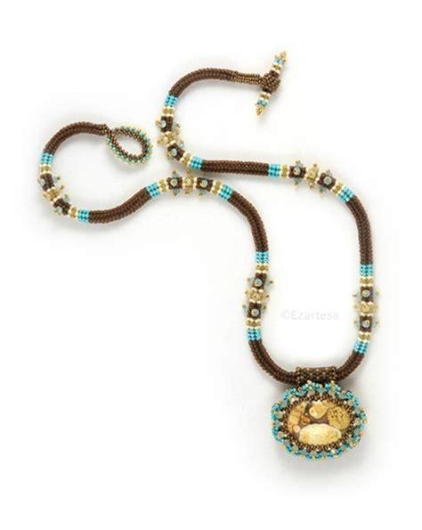 Handmade One Of A Jewelry - paintings handmade beaded jewelry