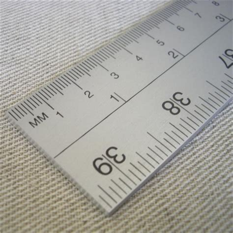 pattern making supplies uk aluminium metre rule
