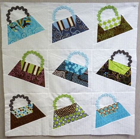 paper bag quilt pattern 100 blocks volume 3 in the bag quilty pleasures blog