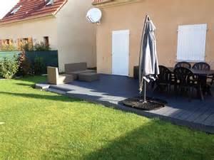 terrasse anthrazit terrasse composite