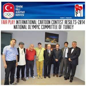 contest 2014 results irancartoon results of the fair play international