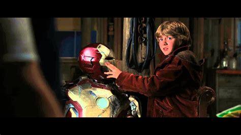iron man tony stark incontra il bambino hd youtube