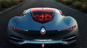 Www Renault Co Uk Renault Trezor Electric Concept High Tech Glorious Sleek