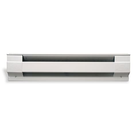 low wattage baseboard heaters shop cadet 24 in 240 volt 350 watt standard electric