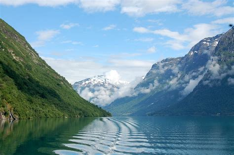 cruises uk wonders of the fjords with thomson cruises from just 163 946pp