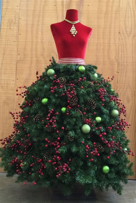 17 best ideas about christmas tree dress on pinterest