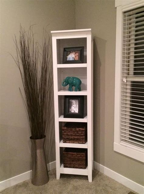 narrow hall tree bench trees entryway and shelves on pinterest