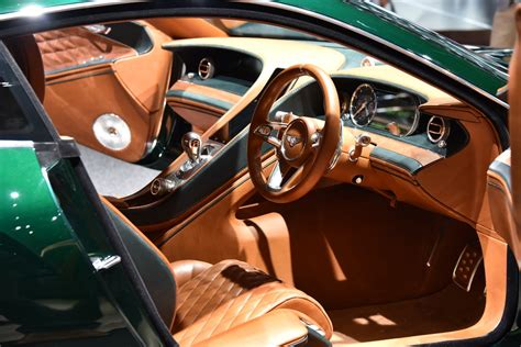 bentley cars interior bentley exp 10 speed six analyzed up close in geneva 54